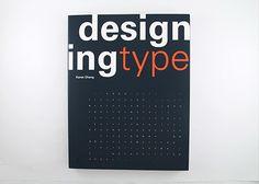 Designing Type by Karen Cheng The Design Bookshelf