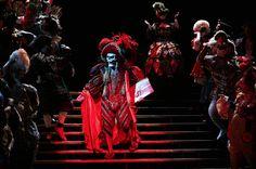 HOWARD McGILLIN as The Phantom