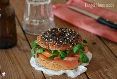 Bagel Home made