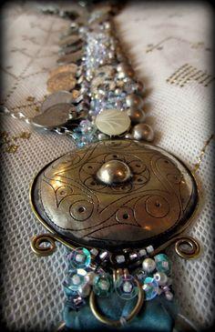 New hand sewn tribal fusion belt