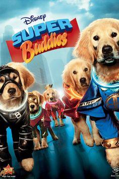 super buddies (2013) (Movie). **Shown 4/15/16.