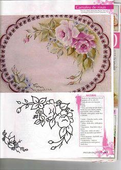 Pintura em Tecido Especial - Rosana Mello - Picasa Web Albums