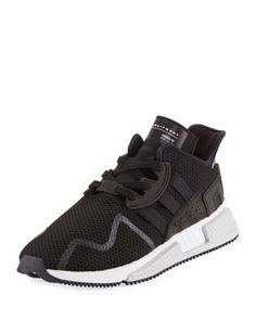 ADIDAS ORIGINALS MEN\u0027S EQT CUSHION ADV 91-17 SNEAKERS. #adidasoriginals # shoes #