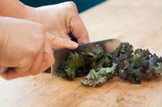 How to Cook Red Kale | Livestrong.com Red Kale, Purple Kale, Broccoli, Side Dishes, Vitamins, Lunch, Dinner, Vegetables, Cooking