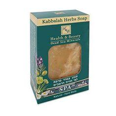 Health & Beauty - Kabbalah Herbs Soap - - for psoriasis Natural Aloe Vera, Organic Aloe Vera, Dead Sea Cosmetics, Beauty Soap, Eucalyptus Oil, Grooming Kit, Old Recipes, Best Anti Aging, Cocoa Butter