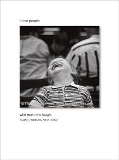 Can you honestly look at this kid, and not smile? People Who Make Me Laugh  -  Funny All Occasion Card