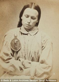 Catherine May was a 26-year-old dressmaker, who was sentenced to three years for stealing a purse. She died after just five months in prison.