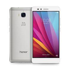 Huawei Honor 5X KIW-L24 Dual Sim 16GB Silver - Official Warrant