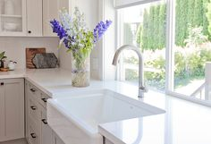 Love It Or List It Vancouver: Stephanie & Nick - Kitchen Farmhouse Sink
