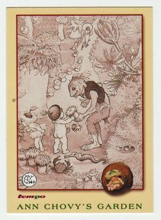 May Gibbs - Ann Chovy's Garden # 33 May Gibbs - Tempo - 1995