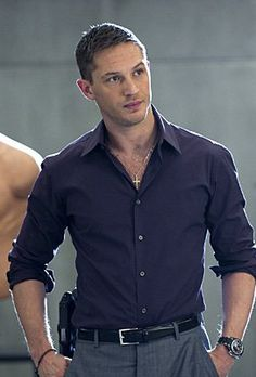 Tom Hardy stars in This Means War, showing on Film4 April 20th