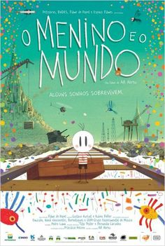 "animated Brazilian film ""The Boy and the World"" (""O menino e o mundo"")"