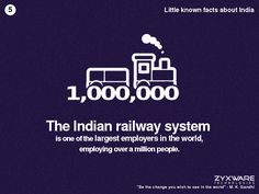 Little known facts about India #5