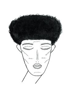 Black and white watercolour illustration of makeup application. Watercolour Illustration, Watercolor, Makeup Application, Black And White, Creative, Art, Pen And Wash, Mac Makeup Application, Art Background