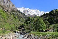 Lauterbrunnen valley, Stechelberg, Switzerland. #alps #switzerland #swiss