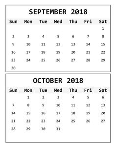 55 best september 2018 calendar template images on pinterest in 2018 september and october 2018 calendar word excel pdf page august 2018 calendar printable editable pdf word page excel blank templates holidays maxwellsz