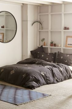 Slide View: 1: 4040 Locust Toures Symbology Duvet Cover