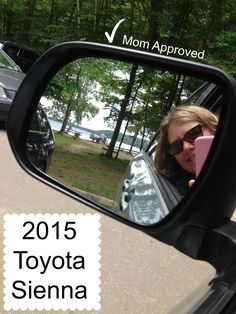 2015 Toyota Sienna review on @todaysparent