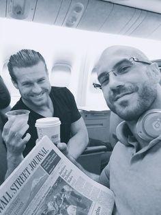 Dolph Ziggler and Cesaro <3