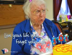 Live your life and forget your age. www.afev.us