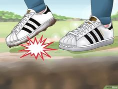 3 Ways to Keep White Adidas Superstar Shoes Clean - wikiHow