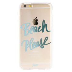 Beach Please - iPhone 6 Plus - Sonix cases