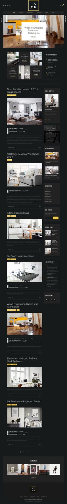 Skela Is An Awesome 5in1 Responsive WordPress Theme For Construction Architecture Building Interior Design Services Website Download Now Htt