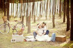 fotografia ślubna w rustykalnym wydaniu  www.soft-light.pl