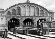 1932 Anhalter Bahnhof Berlin