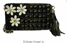 Mary Frances Bag Opposites Attract