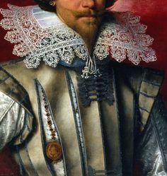Frans Pourbus II (1569-1622) Charles d'Albert, duque de Luynes (1578 - 1621). or George Villiers, 1st Duke of Buckingham