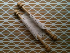 30 Pairs of 6 Wooden Scroll Rods with End Caps for by goldNbrown Wedding Party Invites, Handmade Wedding Invitations, Diy Wedding Favors, Birthday Party Invitations, Wedding Makeup For Brunettes, Vintage Style Wedding Dresses, General Crafts, Messages, Eco Craft