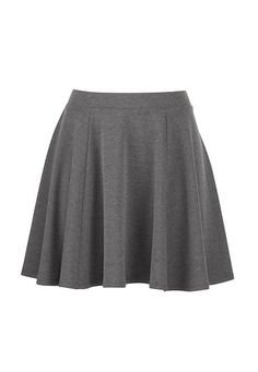 Gray Ponte Skater skirt (original price, $20) available at #Maurices