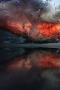 souhailbog: Storm Approching By Johannes Plenio   More