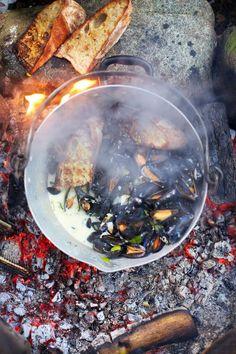 highland mussels - juicy whisky creamy | Jamie Oliver | Food | Jamie Oliver (UK)