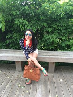Amanda's Fashion Spot: What to Pack For A New York City Weekend Vacation! #newyorkcity #weekend #summer #style #fashion