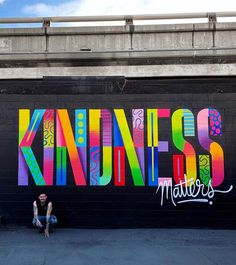 Ask and you shall receive thanks to the kindness of and labs this mural came together in 2 days just in tim is part of Graffiti wall art - Graffiti Art, Murals Street Art, Graffiti Alphabet, Street Wall Art, School Murals, Art School, Art And Illustration, Art Public, Mural Wall Art