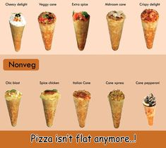 Manufacturers and exporters of pizza cone machines from Andhra Pradesh, India