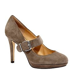 Gianni Bini Britney Mary Jane Pumps | Dillards- $27.99 Design works No.1972 |2013 Fashion High Heels|