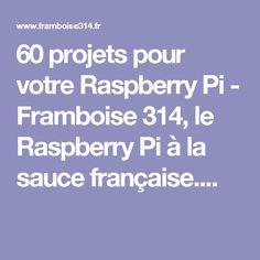 60 projets pour votre Raspberry Pi - Framboise 314, le Raspberry Pi à la sauce française....