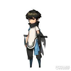 《战斗吧剑灵》8月17日内测 人物角色抢...