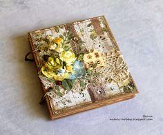 блокнот, летний блокнот, деревянный фон, кружево, цветок