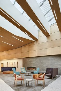The Forest at Duke in Durham, North Carolina by CJMW Architecture + Interior Design.Category: Senior Living & Residential Health, Care, And Support Facilities - Contin...