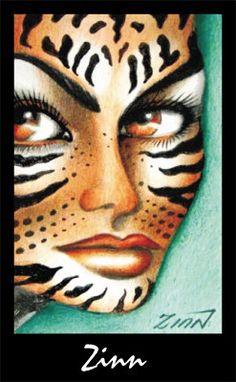 """Tiger Girl"""