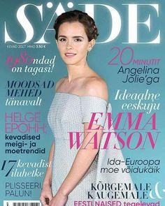 Buongiorno ❤  ❤NEW PHOTO❤  ❥ — Emma è sulla copertina di Säde / Spring 2017  Crediti : Queen Watson   ~EmWatson