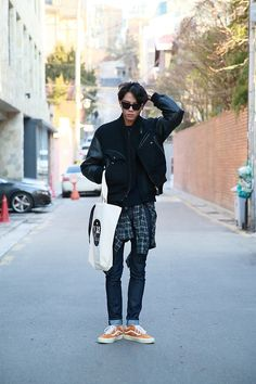 Seoul look | 25 Stunning Examples Of Street Style From Around The World