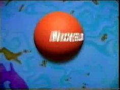 Nickelodeon vintage International bumper - One World, One Nickelodeon - YouTube