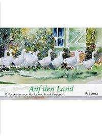 Das Buch Auf dem Land - 12 Postkarten jetzt portofrei für 9,51 Euro kaufen.