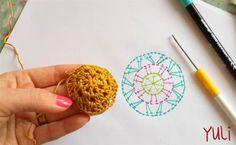 Crochet Bell tutorial