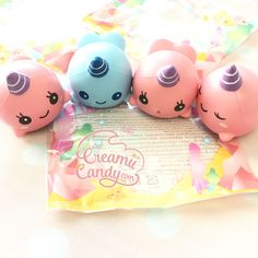 MINI Ibloom Millie and Billie the whale squishy!